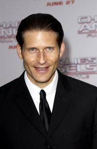 Crispin Glover at the premiere of