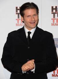 Crispin Glover at the California premiere of