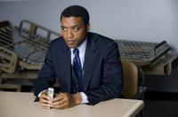 Chiwetel Ejiofor as Agent Peabody in
