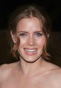 Amy Adams at the launch of Christian Dior's latest timepiece.