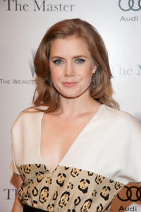 Amy Adams at the New York premiere of