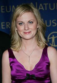 Amy Poehler at the Musuem of Natural Historys Winter Dance Benefit