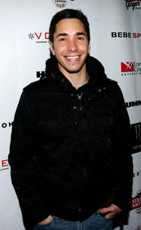 Justin Long at the Benderspink & Thrive Records Night at the Sundance Film Festival.