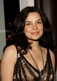 Zuleikha Robinson at the after party of the screening of