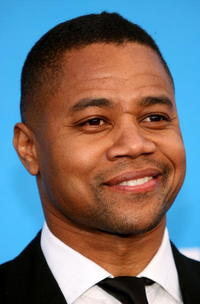 Cuba Gooding, Jr. at the 37th Annual NAACP Image Awards in L.A.