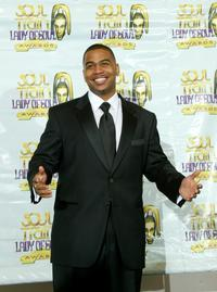 Omar Gooding at the 10th Annual Soul Train Lady of Soul Awards.