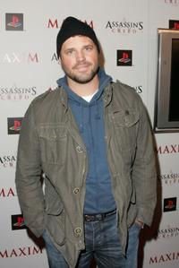 David Denman at the official launch of Ubisoft's