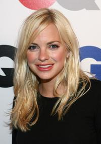 Anna Faris at the GQ 2007 Men Of The Year celebration.