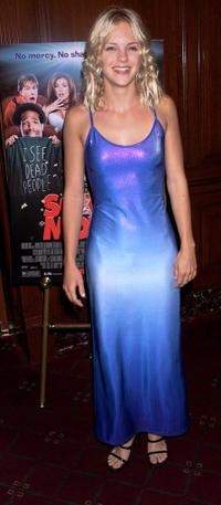 Anna Faris at the after party of the New York premiere of
