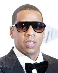Jay-Z at the opening of USD 20 million 40 / 40 Club.