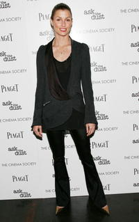 Bridget Moynahan at the Cinema Society and Piaget premiere of
