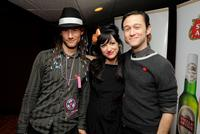 Joseph Gordon-Levitt and Guests at the 2010 Sundance Film Festival.