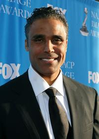 Rick Fox at the 39th NAACP Image Awards.