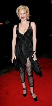 Alice Evans at the UK premiere of