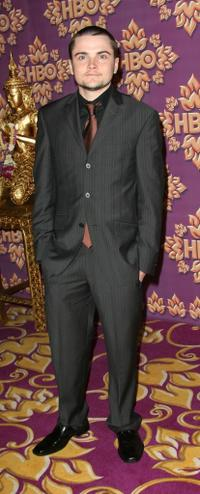 Robert Iler at the after party of HBO Emmy.