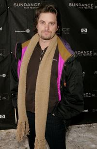 Shea Whigham at the premiere of