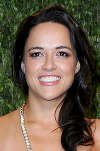 Michelle Rodriguez at the 2013 Vanity Fair Oscar Party in Hollywood.