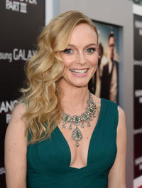 Heather Graham at the California premiere of