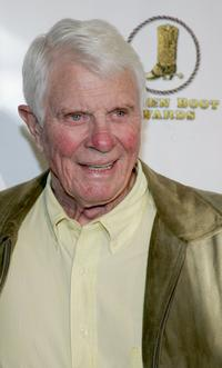 Peter Graves at the 24th Annual Golden Boot Awards.
