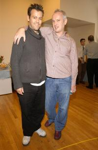 Rupert Graves and Sean Mathias at the Announcement of the Production of