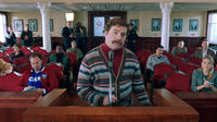 Zach Galifianakis as Marty Huggins in