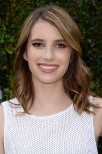 Emma Roberts at CHANEL DINNER FOR NRDC.