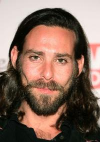 James Callis at the 4th Annual TV Guide after party celebrating Emmys 2006.