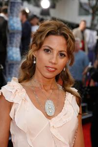 Elizabeth Rodriguez at the premiere of