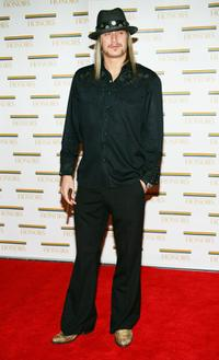 Kid Rock at the 27th Annual Kennedy Center Honors.