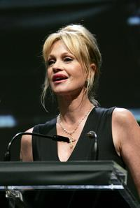 Melanie Griffith at the 34th Annual Daytime Creative Arts and Entertainment Emmy Awards.
