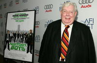 Richard Griffiths at the North American premiere of