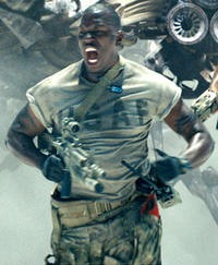 Tyrese Gibson as Epps in