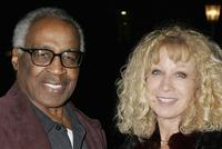 Robert Guillaume and Murphy Cross at the premiere of