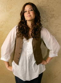 Actress Mandy Moore from the film