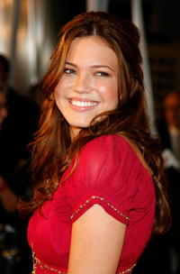 Actress Mandy Moore at the Hollywood premiere of