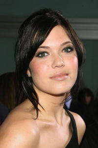 Actress Mandy Moore at the L.A. premiere of