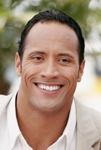 The Rock at the 59th Cannes Film Festival for the photocall of