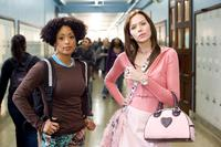 Essence Atkins as Charity and Christina Murphy as Nora in