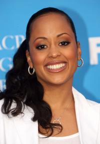 Essence Atkins at the 37th Annual NAACP Image Awards.