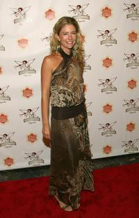 Tava Smiley at the opening night of