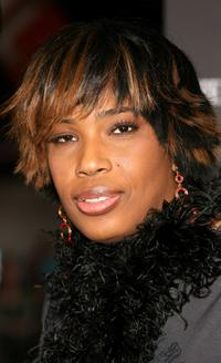 Macy Gray at the Los Angeles premiere of