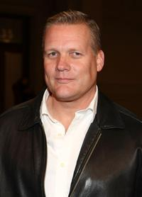 Brian Haley at the world premiere of