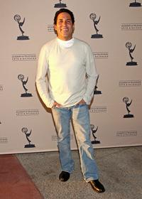 Oscar Nunez at the Academy of Television Arts and Sciences'
