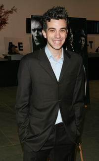Jay Baruchel at the screening of