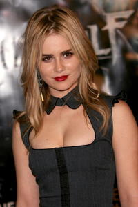 Actress Alison Lohman at the L.A. premiere of