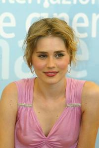 Alison Lohman at the photocall of