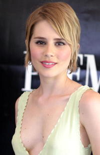 Alison Lohman at 10th Annual Premiere Women in Hollywood Luncheon in Beverly Hills.