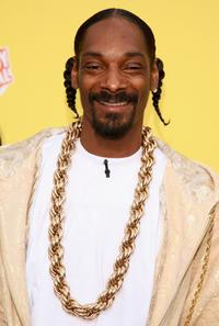 Snoop Dogg at the Comedy Central Roast of Flavor Flav.