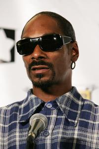 Snoop Dogg at the 4th Annual VH1 Hip Hop Honors.