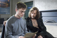 Daniel Radcliffe and Gary Oldman in
